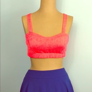 American Eagle Outfitters Intimates & Sleepwear - American Eagle 🎀 Sexy Neon Caged Bralette Top